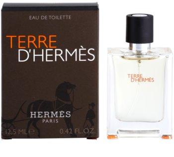 Hermès Terre d'Hermès toaletní voda tester pro muže 12,5 ml