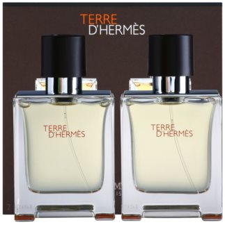 Hermès Terre d'Hermès coffret cadeau XXI. pour homme
