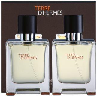 Hermes Terre d'Hermès подарочный набор XXI. для мужчин