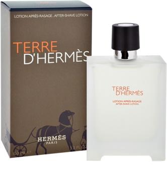 Hermès Terre d'Hermès after shave pentru bărbați