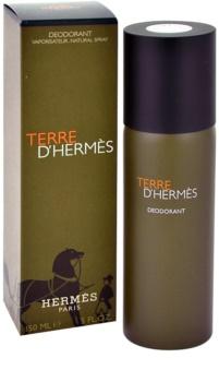 Hermès Terre d'Hermès déodorant en spray pour homme