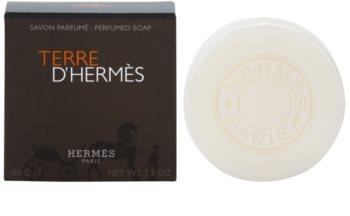 Hermes Terre d'Hermès парфюмированное мыло для мужчин