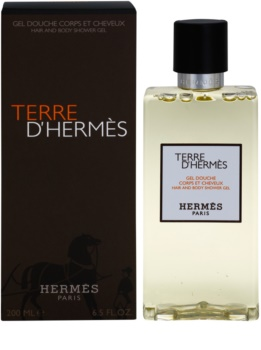 Hermès Terre d'Hermès Shower Gel for Men