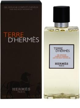 Hermes Terre d'Hermès τζελ για ντους για άντρες