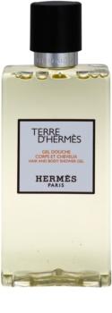Hermès Terre d'Hermès żel pod prysznic dla mężczyzn