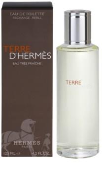 Hermès Terre d'Hermès Eau Très Fraîche Eau de Toilette rezerva pentru bărbați