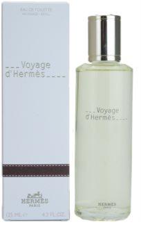 Hermès Voyage d'Hermès Eau de Toilette täyttöpakkaus Unisex