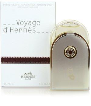 Hermès Voyage d'Hermès Eau de Toilette uudelleentäytettävä Unisex