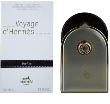 Hermès Voyage d'Hermès парфуми замінний флакон унісекс