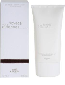 Hermès Voyage d'Hermès sprchový gél unisex 150 ml