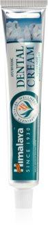Himalaya Herbals Dental Cream bleichende Zahnpasta mit Meersalz