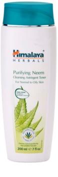 Himalaya Herbals Face Care Toners tónico facial de limpeza profunda para pele normal a oleosa