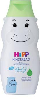 Hipp Babysanft fürdő termék gyermekeknek születéstől kezdődően