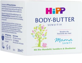 Hipp Sensitive tělové máslo