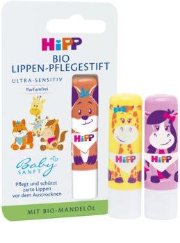 Hipp Babysanft BIO balzám na rty