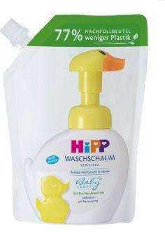 Hipp Babysanft espuma de limpeza recarga
