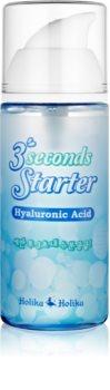 Holika Holika 3 Seconds Starter hydratační pleťové tonikum s kyselinou hyaluronovou
