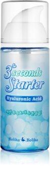 Holika Holika 3 Seconds Starter Moisturizing Skin Tonic with Hyaluronic Acid
