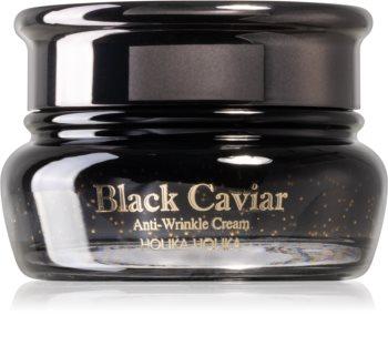 Holika Holika Prime Youth Black Caviar luksusowy krem przeciwzmarszczkowy z wyciągiem z czarnego kawioru
