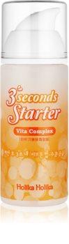 Holika Holika 3 Seconds Starter ser calmant impotriva petelor rosii cu vitamina C