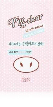 Holika Holika Pig Nose Perfect sticker Nose Pore Strips Against Blackheads