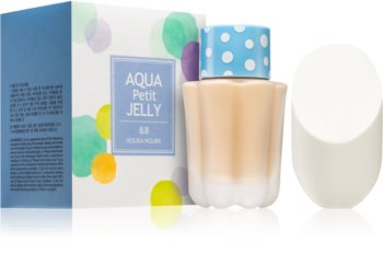 Holika Holika Petit BB Aqua Jelly hidratáló BB krém a bőr tökéletlenségei ellen SPF 20