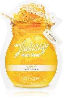 Holika Holika Juicy Mask Sheet Honey maseczka płócienna o działaniu silnie nawilżajacym i odżywczym