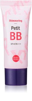 Holika Holika Petit BB Shimmering crema BB cu efect de iluminare SPF 40