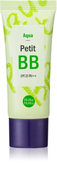 Holika Holika Petit BB Aqua BB cream colorata per pelli sensibili e intolleranti SPF 25