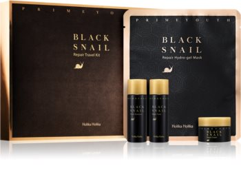 Holika Holika Prime Youth Black Snail Gift Set (Travel Package) for Women