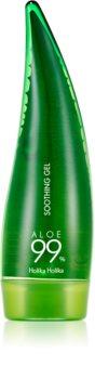 Holika Holika Aloe 99% Gel für eine intensive Feuchtigkeitsversorgung und Erfrischung der Haut mit Aloe Vera