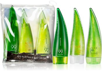 Holika Holika Aloe Kosmetiksæt  I. til kvinder