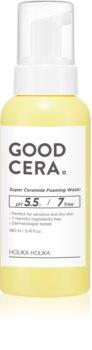 Holika Holika Good Cera ексфолираща почистваща пяна с церамиди