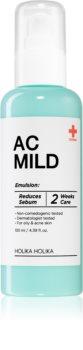 Holika Holika AC Mild Sebum Reduce emulsie facială pentru tenul gras, predispus la acnee