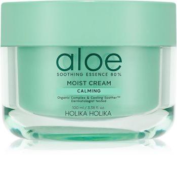 Holika Holika Aloe Soothing Essence хидратиращ крем за лице с охлаждащ ефект