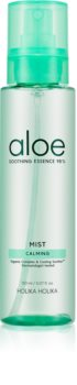 Holika Holika Aloe Soothing Essence ceață de piele hidratantă și energizantă pentru corp  cu efect racoritor