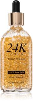 Holika Holika Prime Youth 24K Gold дълбоко възстановяващ серум с 24 каратово злато
