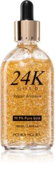 Holika Holika Prime Youth 24K Gold hĺbkovo obnovujúce sérum s 24karátovým zlatom