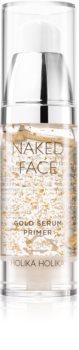 Holika Holika Naked Face основа под фон дьо тен с чисто злато
