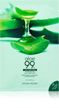 Holika Holika Aloe 99% хидратираща платнена маска