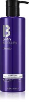 Holika Holika Biotin Shampoo gegen Haarausfall und schütteres Haar mit Biotin