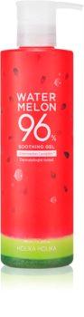 Holika Holika Watermelon 96% гел за интензивна хидратация и освежаване на кожата на лицето