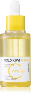 Holika Holika Gold Kiwi  ser stralucire cu vitamina C impotriva petelor