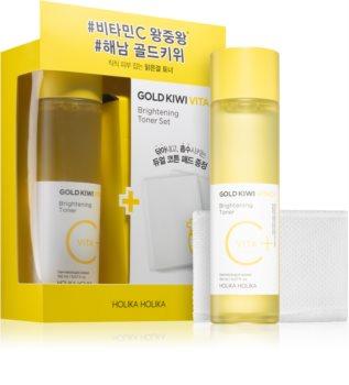 Holika Holika Gold Kiwi Gift Set (for Face)