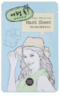 Holika Holika After Taking A Trip Radiance Mask for Face
