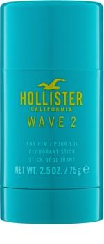 Hollister Wave 2 desodorante en barra para hombre