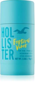 Hollister Festival Vibes deostick pre mužov