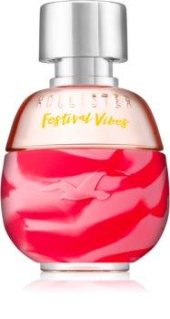 Hollister Festival Vibes Eau de Parfum Naisille