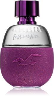 Hollister Festival Nite Eau de Parfum pour femme