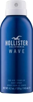 Hollister Wave спрей за тяло  за мъже